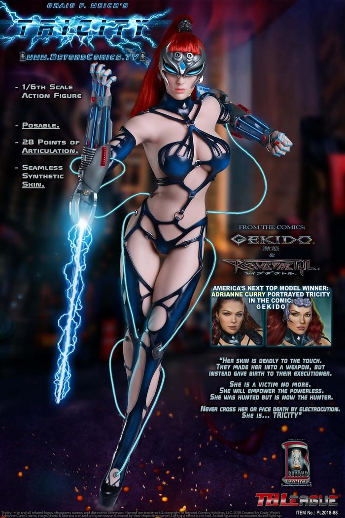 TBLeague - Tricity: Goddess of Lightning