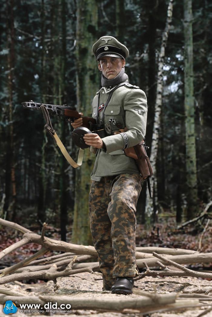 "DID - SS-Panzer-Division Das Reich NCO ""Fredro"""