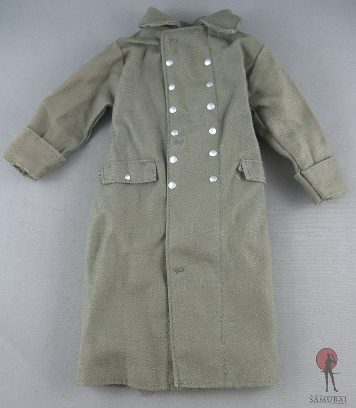 Other - Overcoat - 12 Button - Green