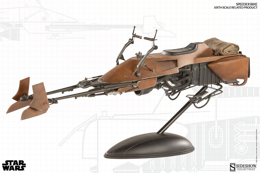 Sideshow - Star Wars - Speeder Bike