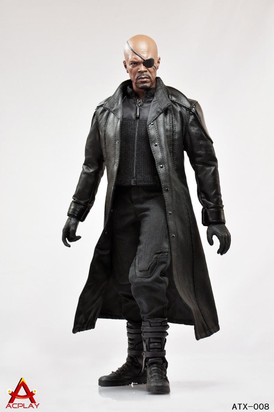 ACPLAY - Leather Coat Suit