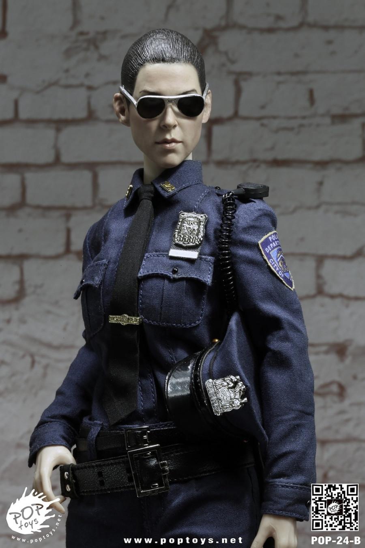 POP Toys - New York Policewoman