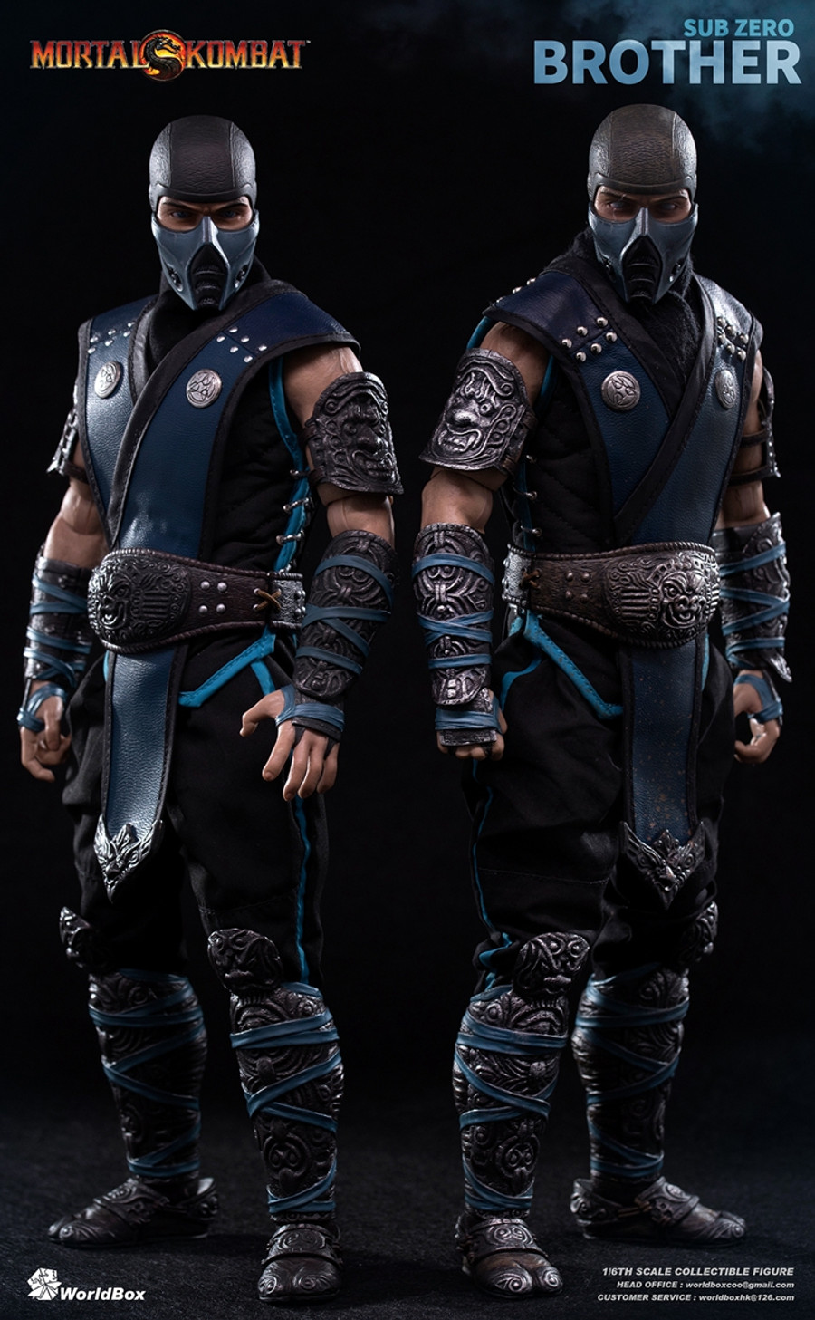 World Box - Sub Zero 2.0 Brother (Limited Edition)