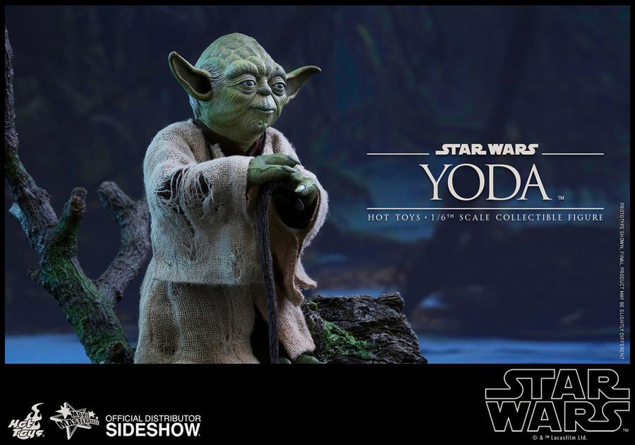 Hot Toys - Star Wars Episode V - Yoda