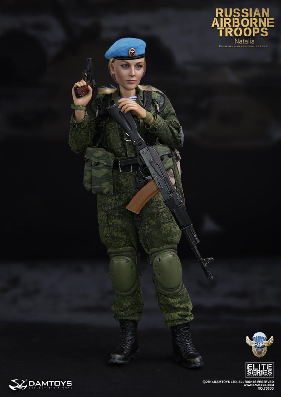 Dam Toys - Russian Airborne Troops - NATALIA