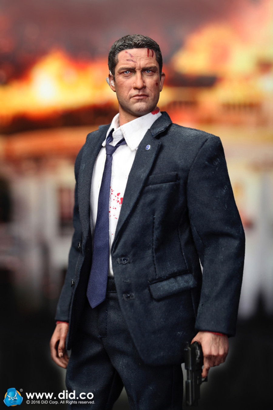 DID - US Secret Service Special Agent Special Edition - Mark