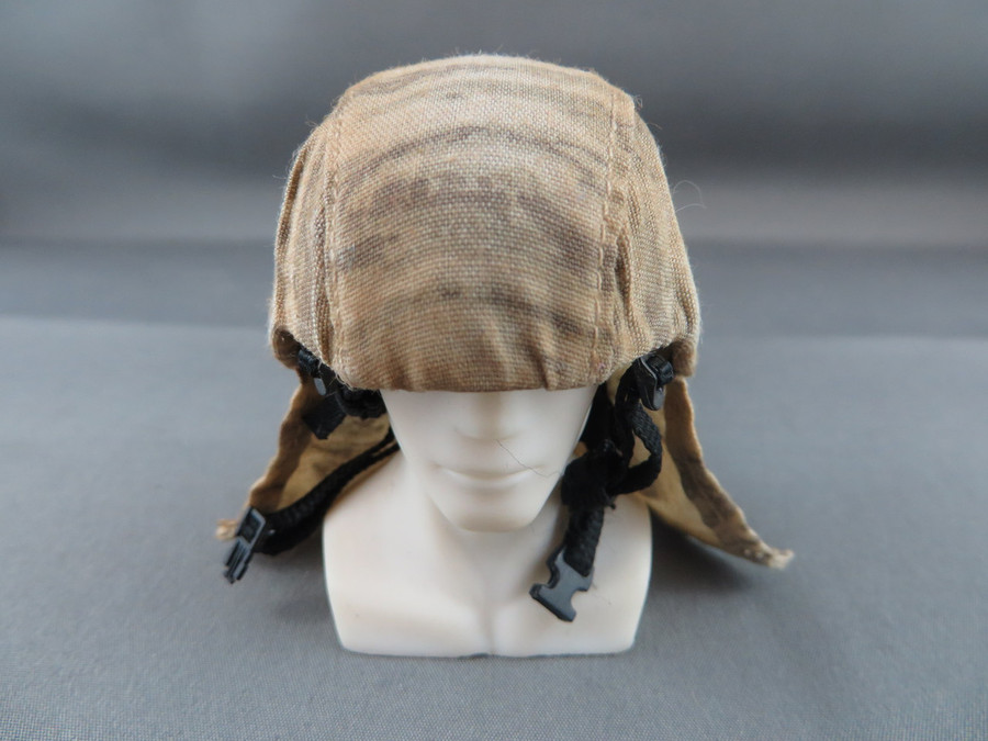 Other - Helmet - Desert MARPAT - Neck Flaps