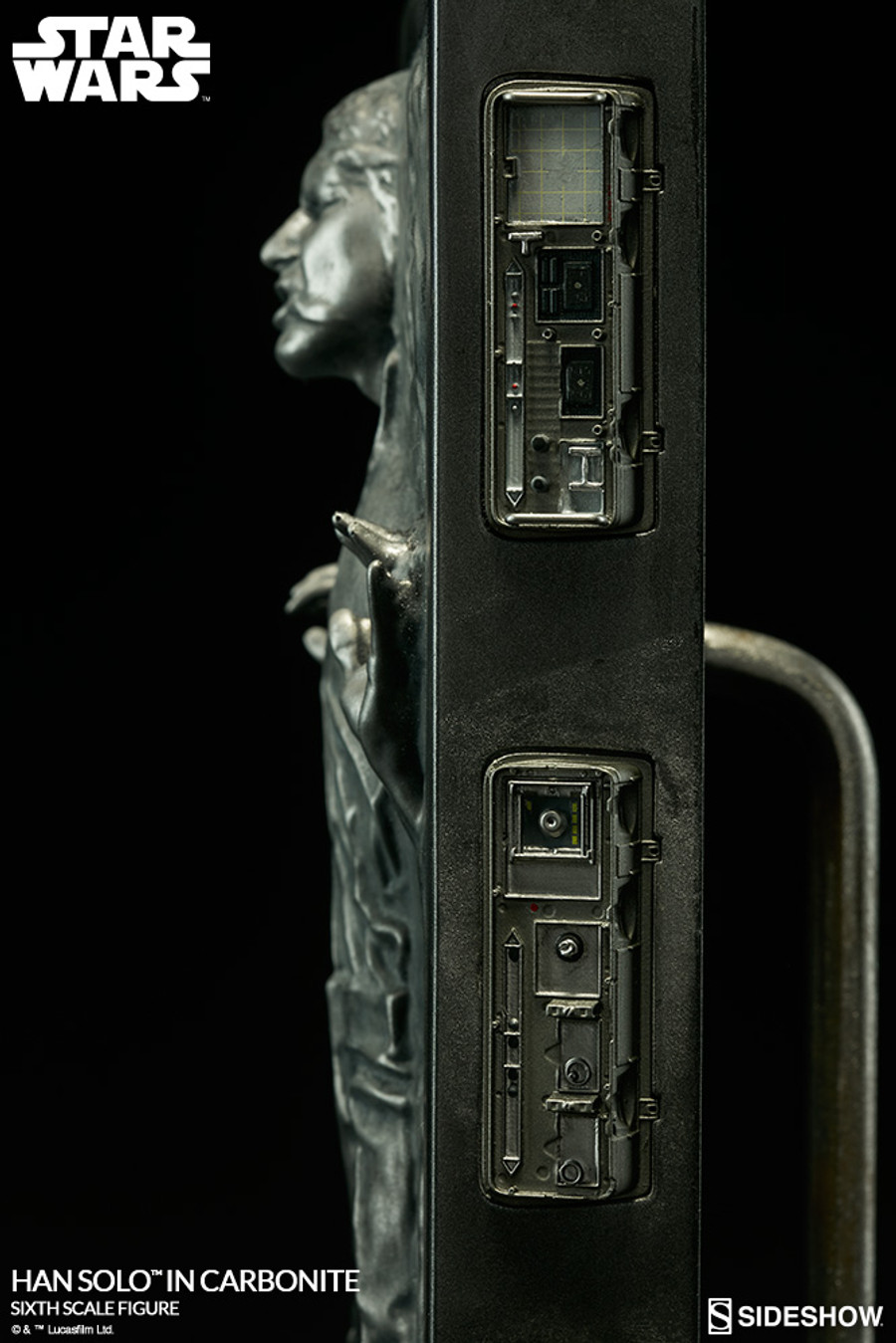 Sideshow - Star Wars - Han Solo in Carbonite