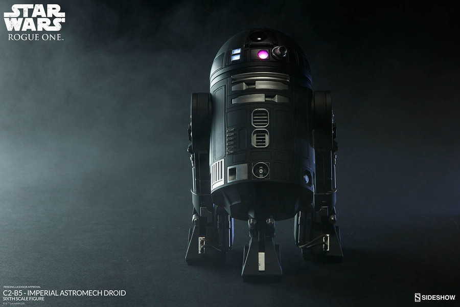 Sideshow - Star Wars: Rogue One - C2-B5 Imperial Astromech Droid