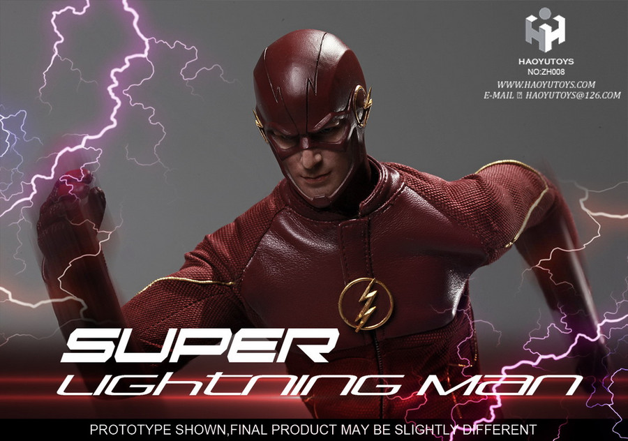 HY Toys - Super Lightning Man