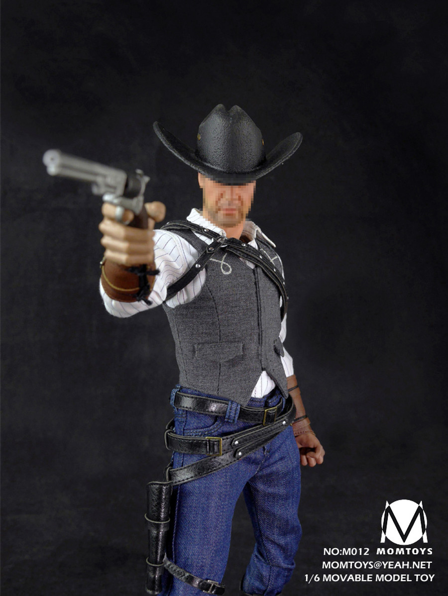MOMTOYS - Cowboy Set