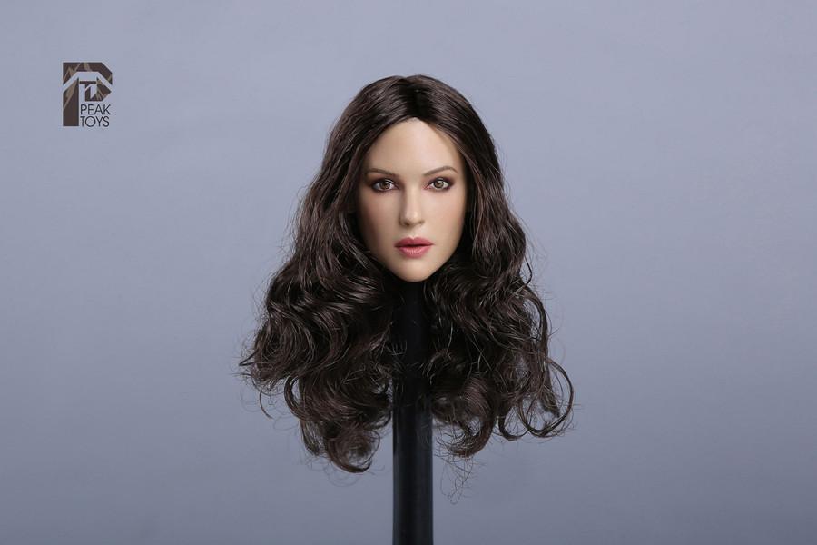 Peak Toys - PT-005 - Female Head Sculpture