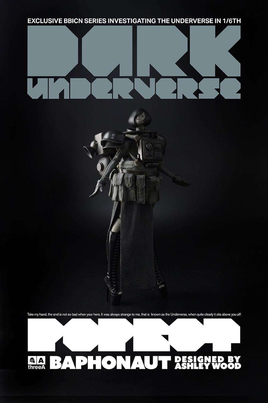 ThreeA - Dark Underverse Baphonaut