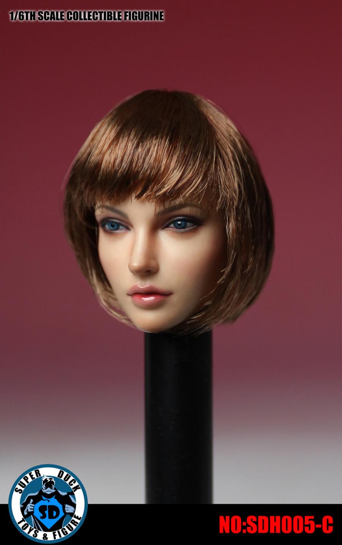 Super Duck - European Headsculpt - 3 Styles