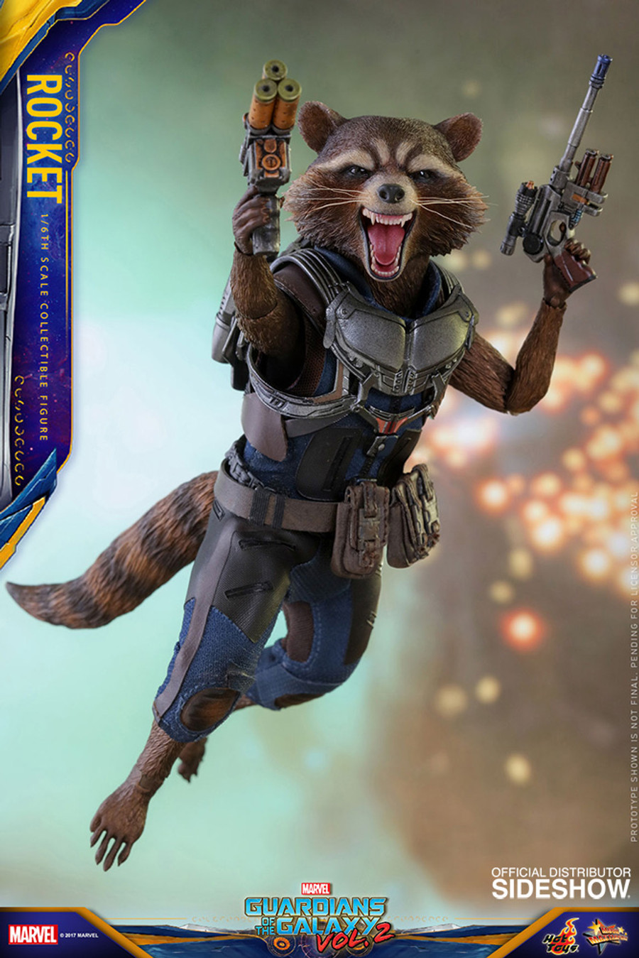 Hot Toys - Guardians of the Galaxy Vol 2 - Rocket