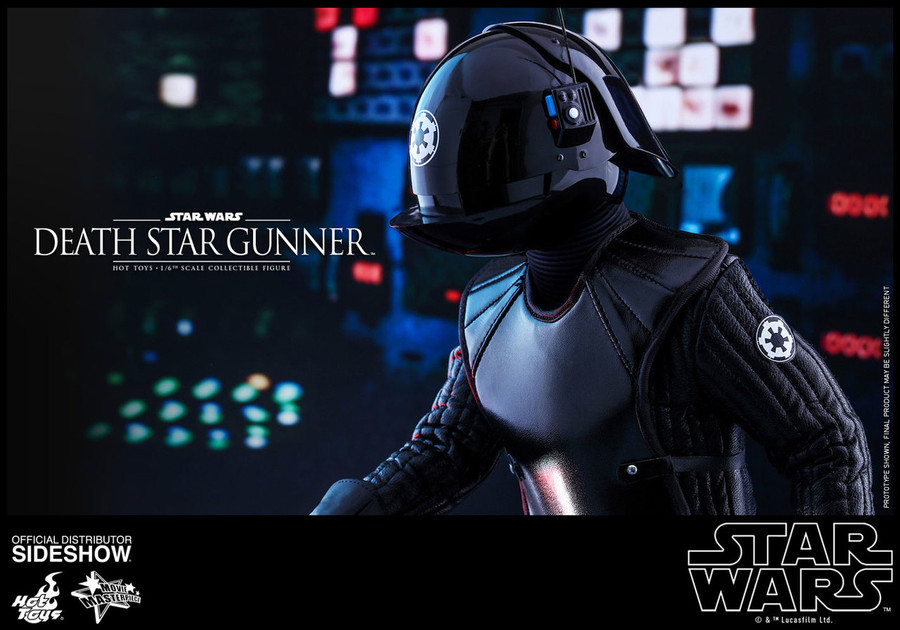Hot Toys - Episode VI: A New Hope - Death Star Gunner