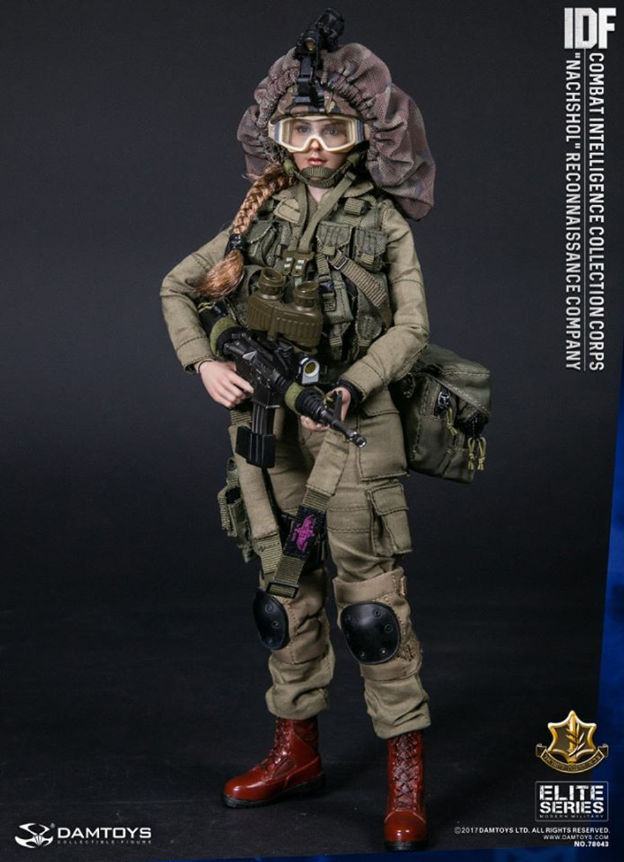 "DAM Toys - IDF Combat Intelligence Collection Corps ""Nachshol"" Reconnaissance Company"