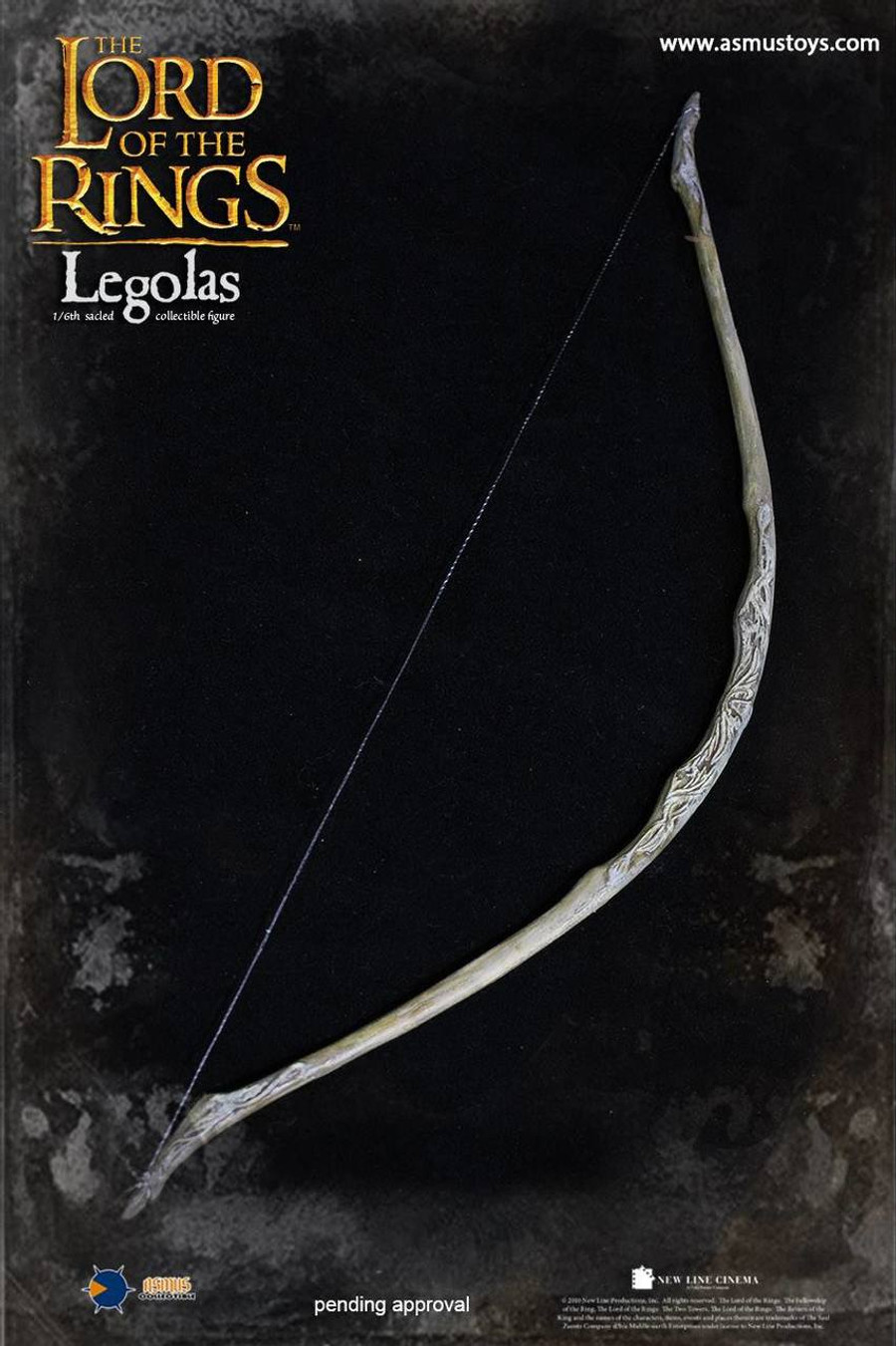 Asmus Toys - The Lord of the Rings Series: Legolas Luxury Edition