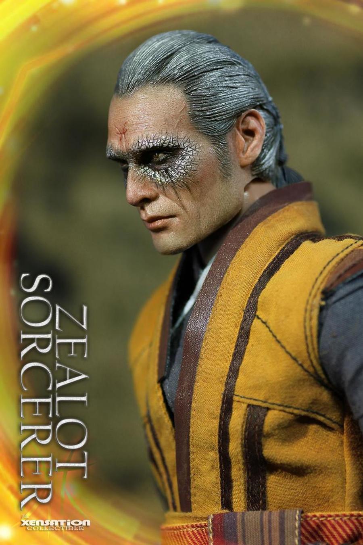 Xensation - Zealot Sorcerer