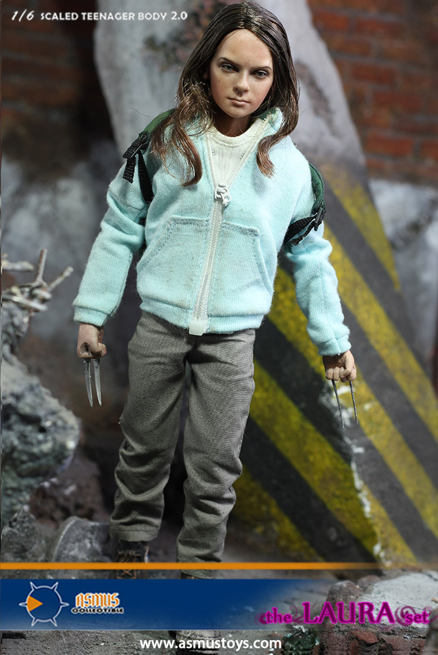 Asmus Toys - The Laura Set