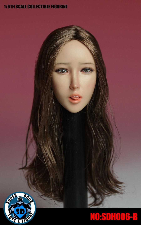 Super Duck - Cosplay Series - Asian Headsculpt Version 3