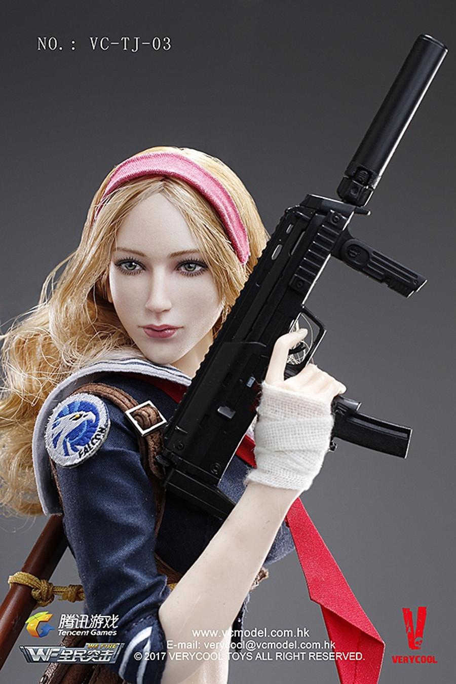 Very Cool - Blade Girl