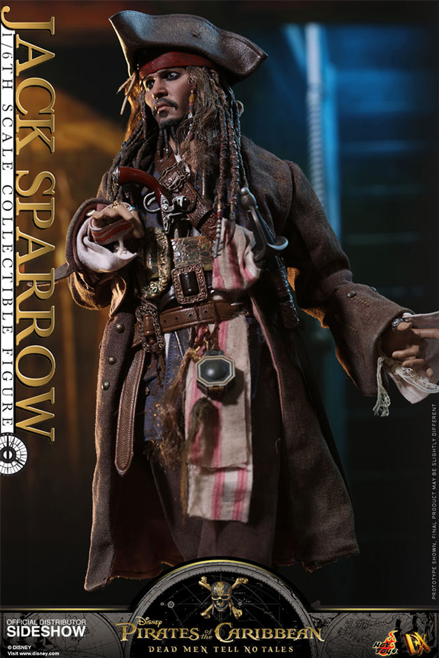 Hot Toys - Jack Sparrow