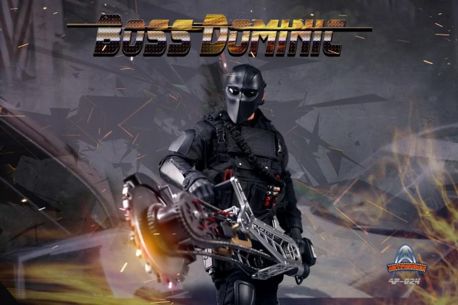 Artfigures - Boss Dominic