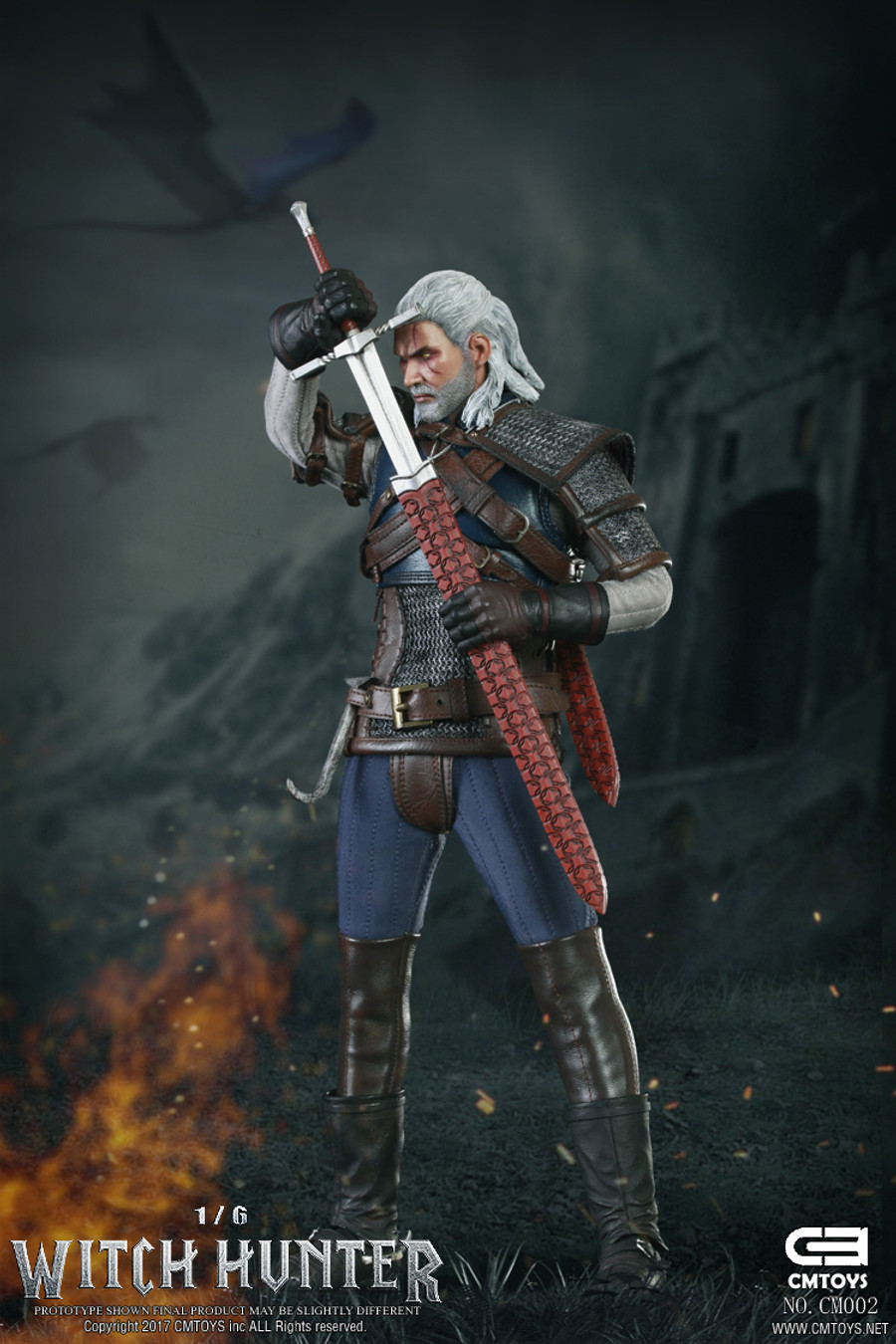 CM Toys - Witch Hunter