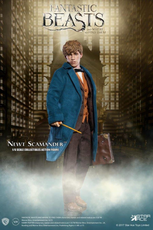Star Ace - Fantastic Beast: Newt Scamander