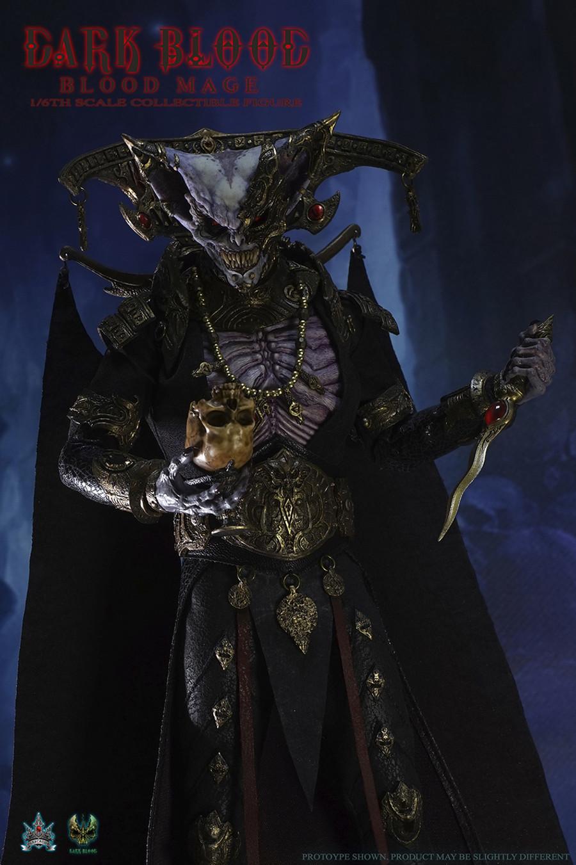 Darkcrown Toys - Darkblood Series Chapter 4: Blood Mage