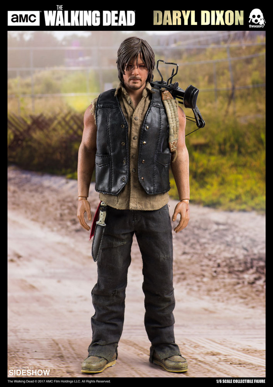 Threezero - The Walking Dead - Daryl Dixon