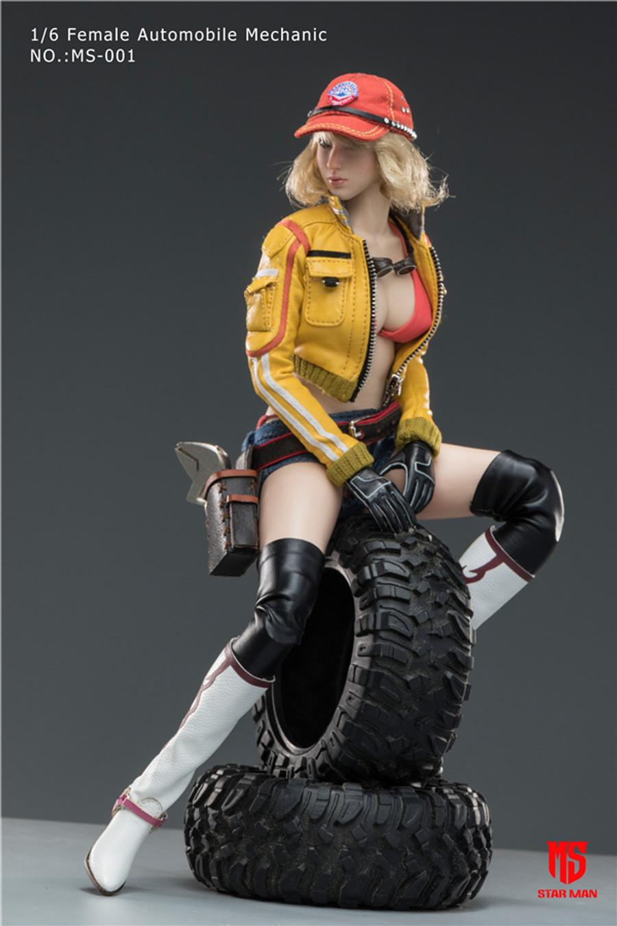 Star Man - Female Automobile Mechanic