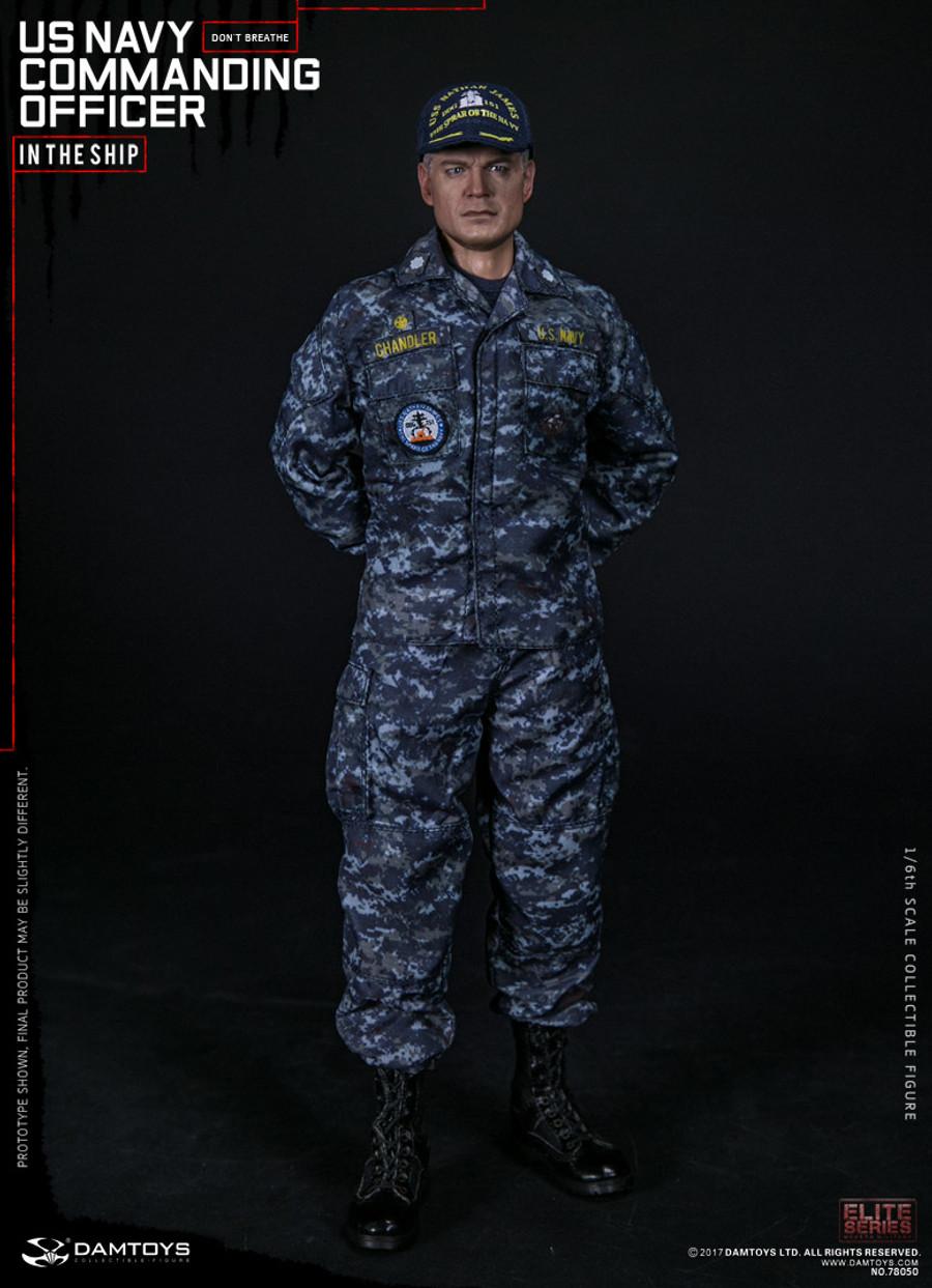 DAM Toys - Navy Commanding Officer