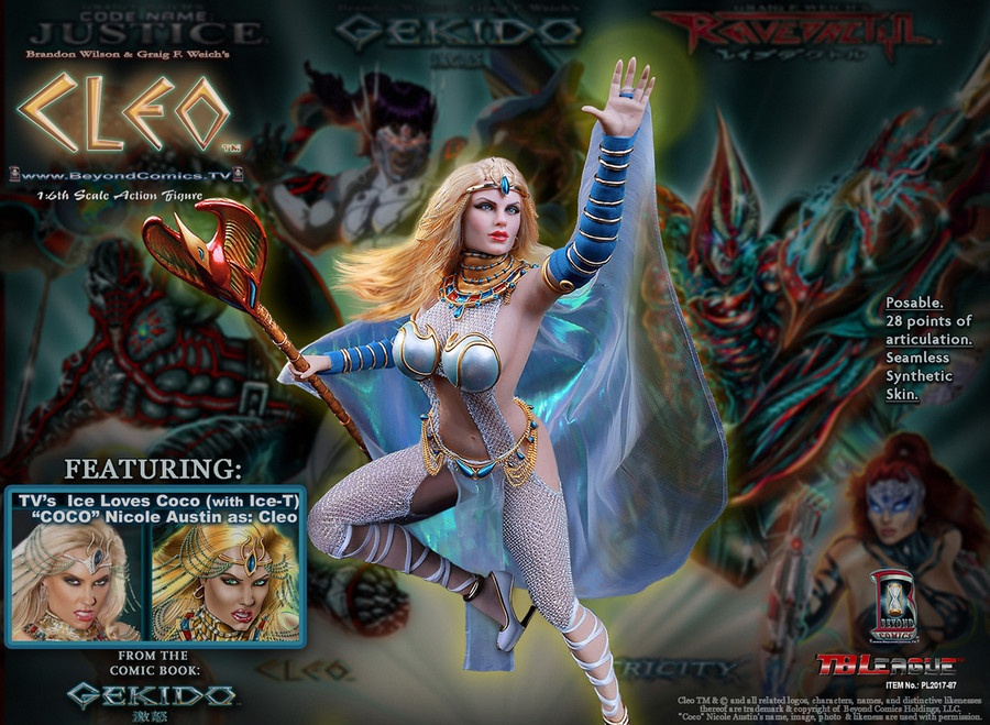 TBLeague - Cleo Super Deluxe Set (Formerly Phicen)