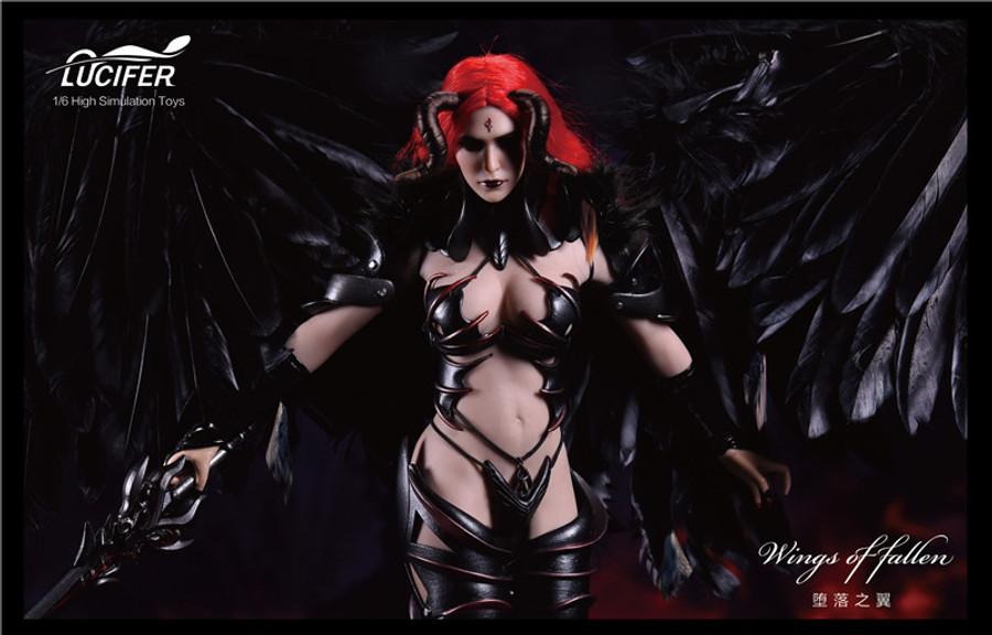 Lucifer - Wing of Fallen Deluxe Version