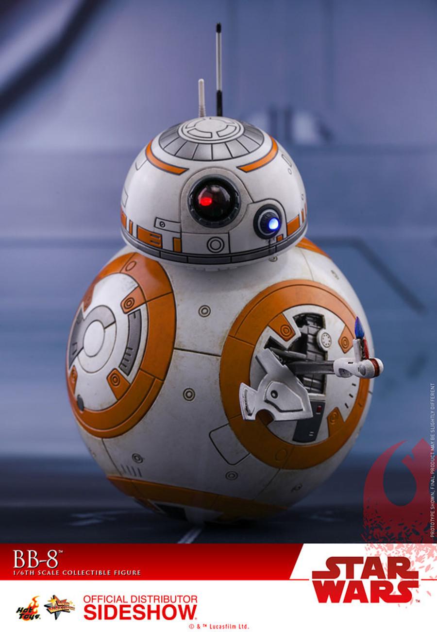 Hot Toys - Star Wars: The Last Jedi - Movie Masterpiece Series - BB-8