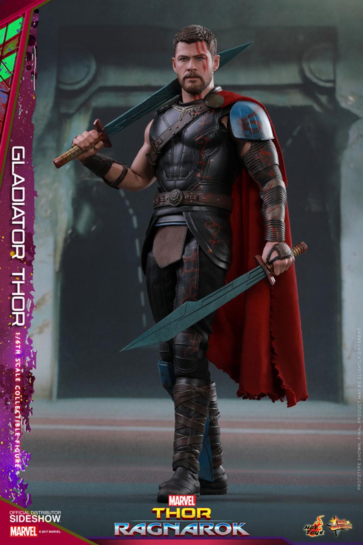 Hot Toys - Thor: Ragnarok - Gladiator Thor