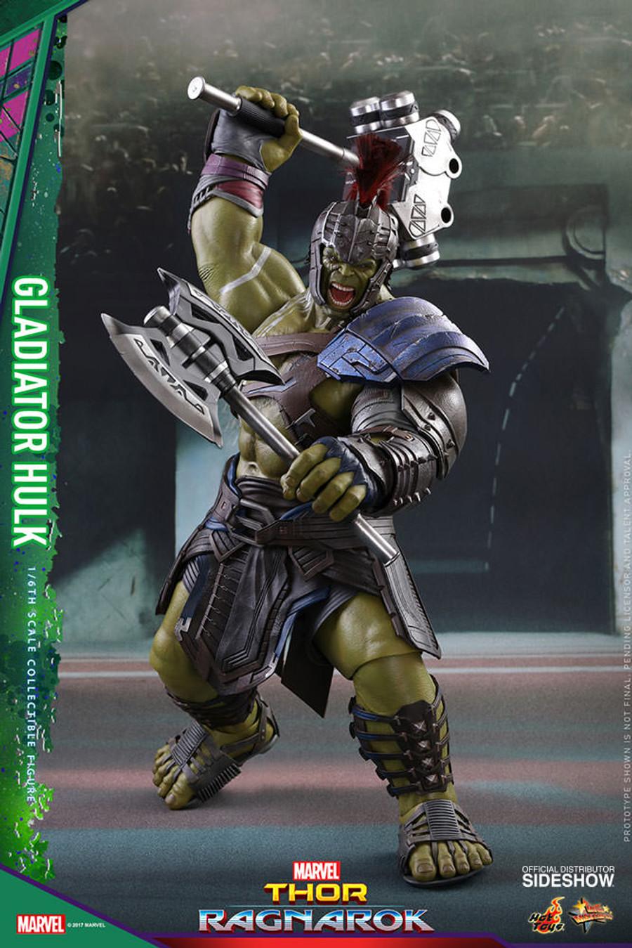 Hot Toys - Thor: Ragnarok - Gladiator Hulk