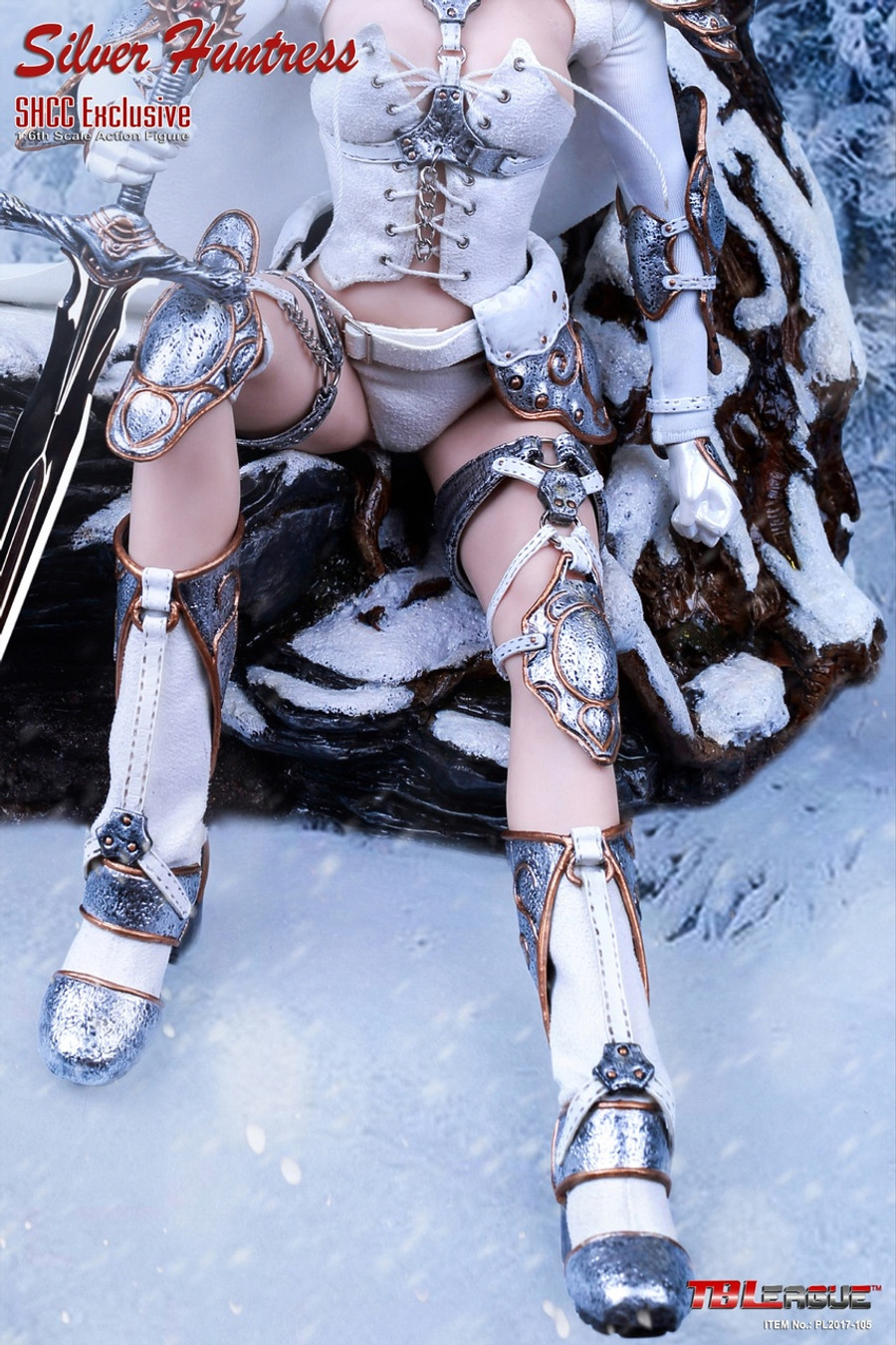 TBLeague - Silver Huntress SHCC Exclusive (formally Phicen)