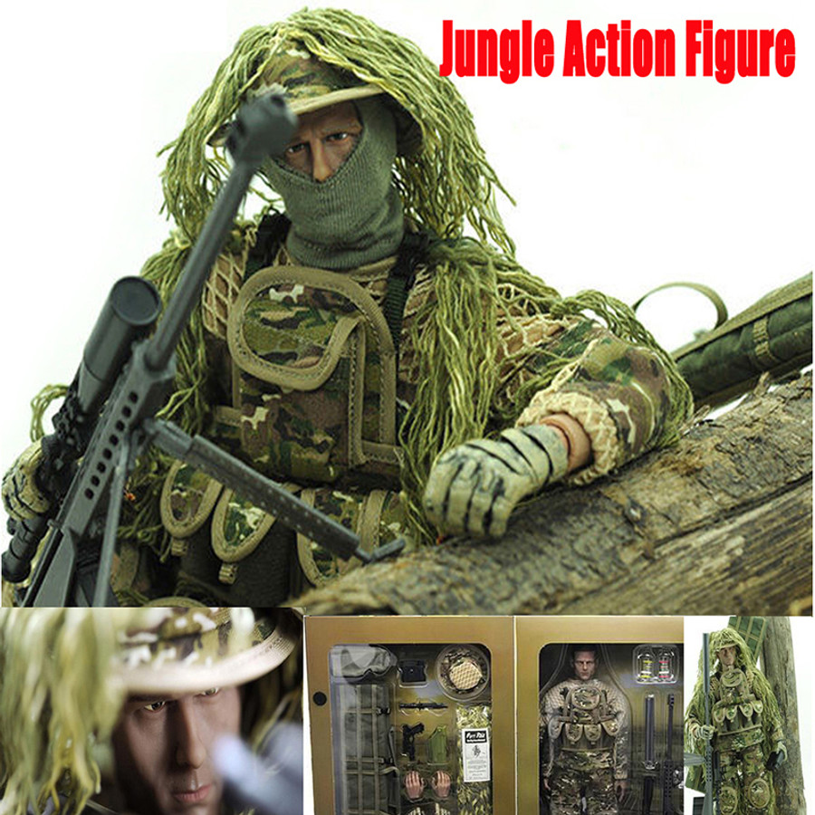 KADHOBBY - Jungle Elite Sniper