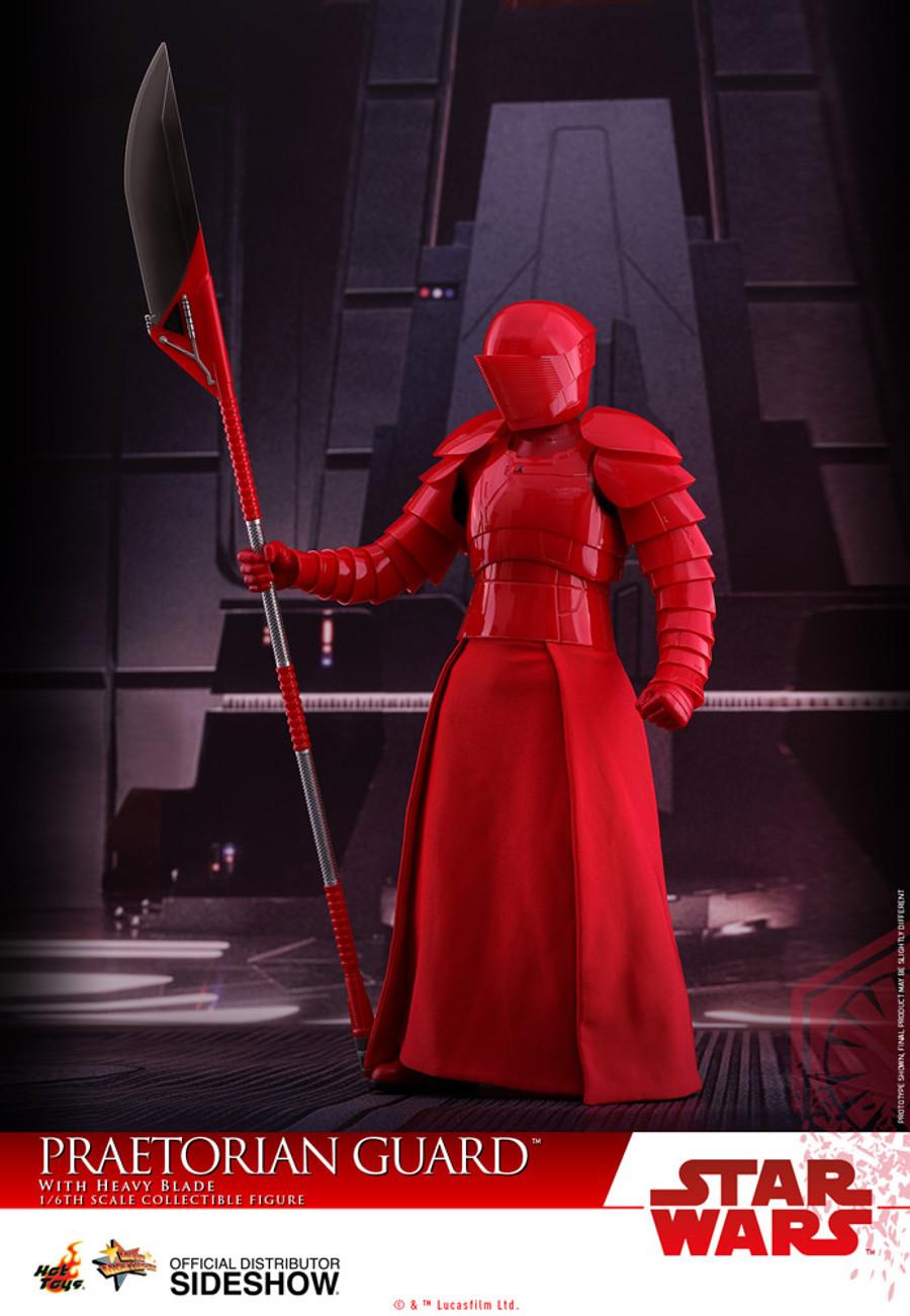 Hot Toys - Star Wars: The Last Jedi - Praetorian Guard with Heavy Blade