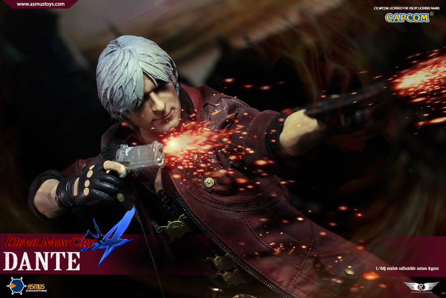 Asmus Toys - The Devil May Cry Series: The Dante Luxury Version