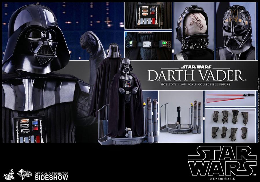 Hot Toys - Star Wars: The Empire Strikes Back - Darth Vader
