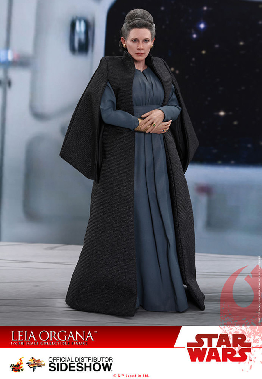 Hot Toys - Star Wars: The Last Jedi - Leia Organa