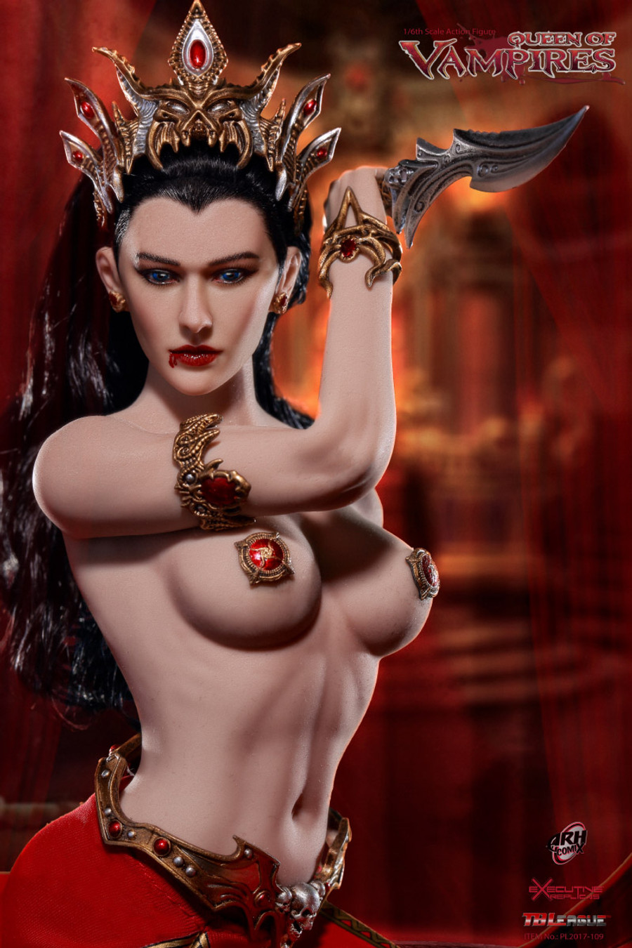 TBLeague - Arkhalla Queen of Vampires (Formerly Phicen)