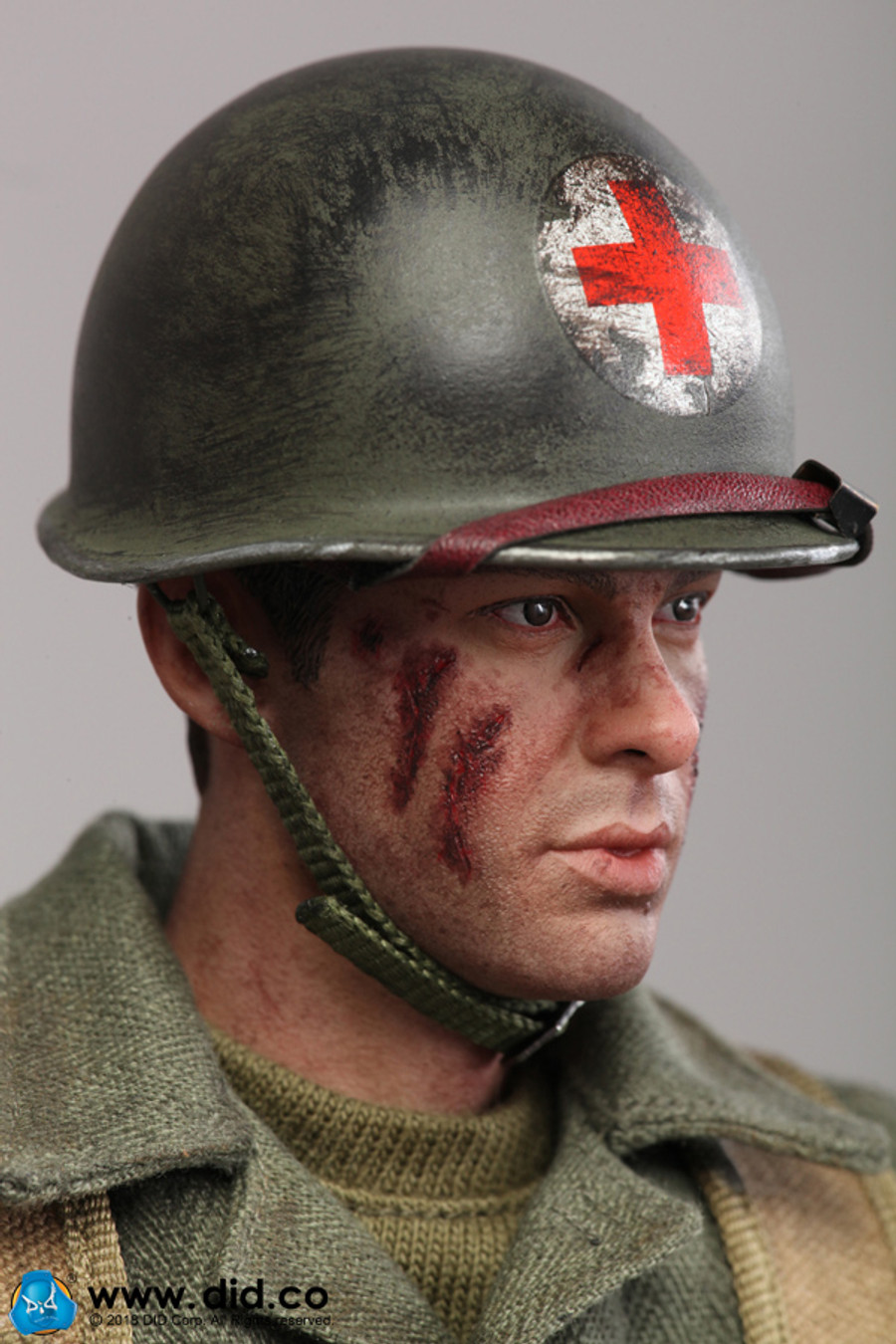 DID - 77th Infantry Division Combat Medic - Dixon