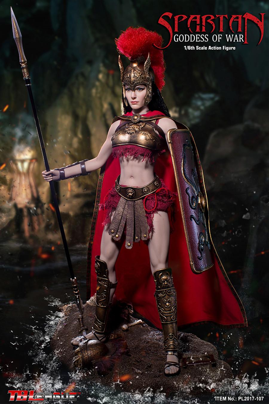 TBLeague - Spartan Goddess of War (Formerly Phicen)