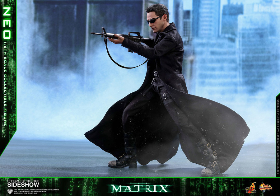 Hot Toys - The Matrix: Neo