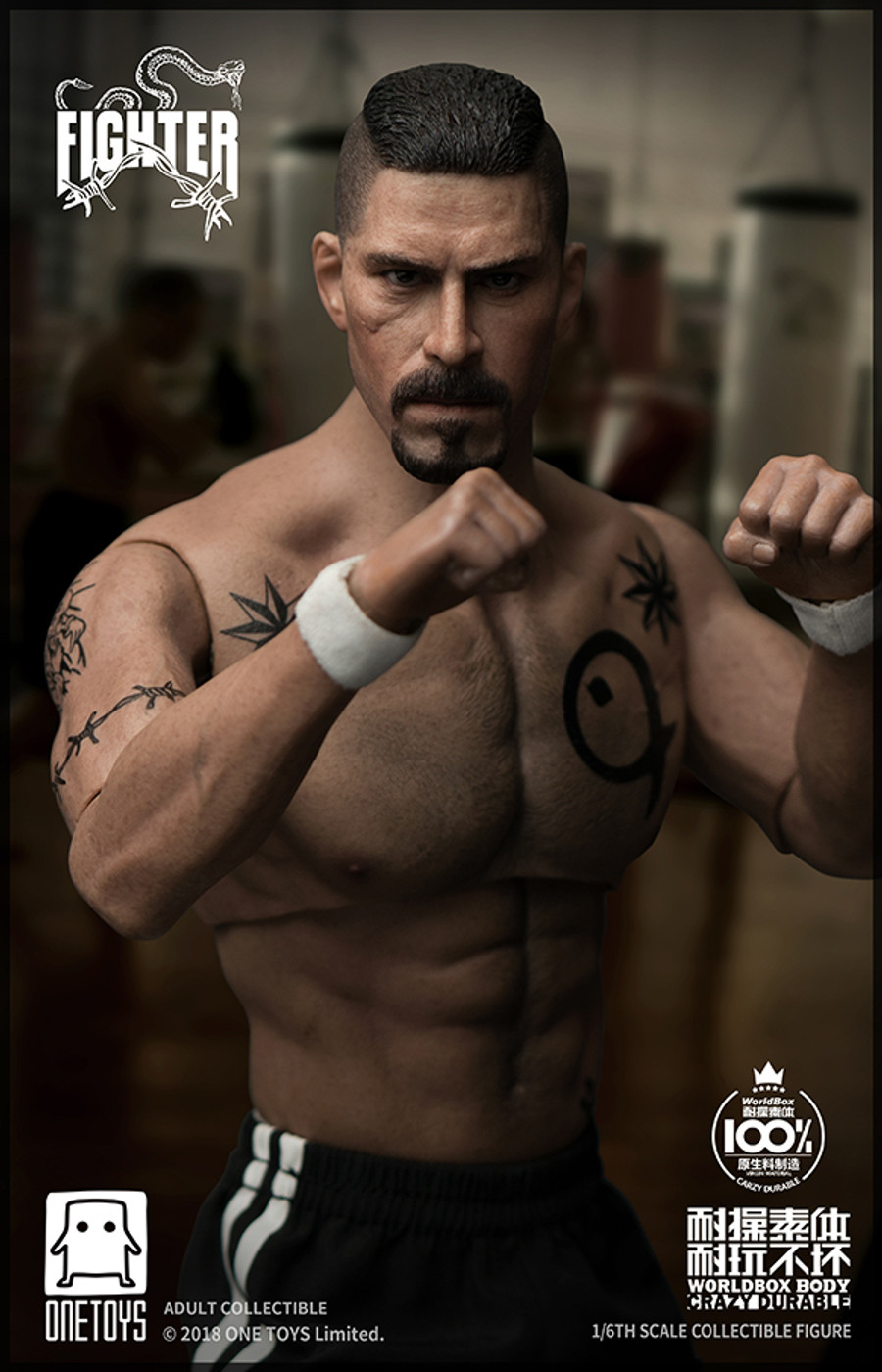 Onetoys x Worldbox - King Fighter Version A